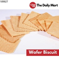 In stock [LOCAL] Wafer Biscuit - Traditional Old School Ice Cream (Singapore Version) - Wafer, Rainbow Bread, Ice Cream