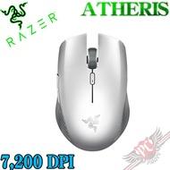 雷蛇 Razer ATHERIS 刺鱗樹蝰 Mobile 藍芽無線光學滑鼠 白 PC PARTY