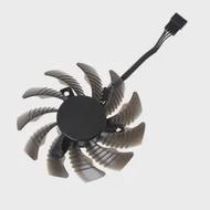 1/3PCS 75Mm T128010SU 4Pin Cooler พัดลมสำหรับ Gigabyte AORUS GTX 1060 1070 1080การ์ด L41E