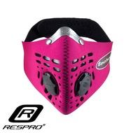 【英國 RESPRO】TECHNO 防霾競速騎士口罩(粉紅)
