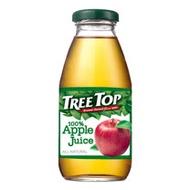 《TreeTop》樹頂蘋果汁300mlx24瓶