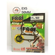 EX5 Block Gasket Copper 56MM/59MM>>FCCI<