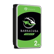 Seagate新梭魚BarraCuda 2TB 3.5吋 7200轉桌上型硬碟