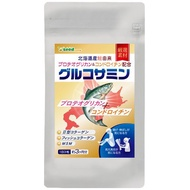 【現貨】北海道鮭魚鼻軟骨素+葡萄糖胺+非變性UC-II膠原蛋白+MSM有機硫 (90天270粒) 日本熱銷第一