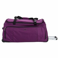 DELSEY Paris Delsey Luggage Helium Cruise 30 Inch Trolley Duffel, Purple, One Size