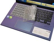 【Ezstick】ASUS X412 X412FL 奈米銀抗菌TPU 鍵盤保護膜(鍵盤膜)