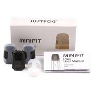 現貨 原廠正品 JustFog Minifit 微風 替換倉 彈頭 可填充