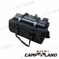 【露營趣】CAMP LAND RV-ST980-SCB 柴爐專用收納袋 裝備袋 PETROMAX 適LOKI經典柴爐