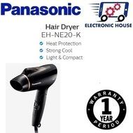 ★ Panasonic EH-NE20-K Hair Dryer ★ (1 Year Singapore Warranty)