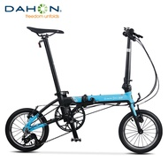 Dahon Foldable Bike K3 Mini 14 inch Ultra-light Small Wheel Variable 10 Speed Folding Bicycle Adult Student Male And Female Kaa 433
