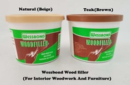 Wood Filler Putty Brown and Beige Colour For Furniture , Wood Crack and Hole
