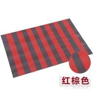 免運~地墊PVC鏤空加厚防滑墊地墊門墊 進門塑膠墊子家用廚房浴室環保腳墊