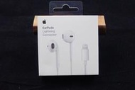 《阿玲》特價 Apple蘋果原廠耳機 EarPods具備Lightning連接器 IPHONE8耳機 I8原廠耳機