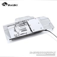 Bykski N-GV2080SWF-X VGA Water Cooling BlockสำหรับGIGA RTX 2080 2070 2060 Super Gaming Windforce
