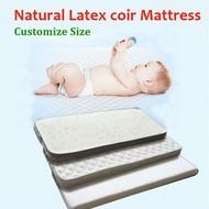 Playpen / Mattress / Baby cot Mattress / Crib Mattress / Natural Latex coir Mattress / Latex Mattres