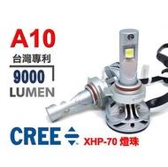 2018年 風扇競技款震憾上市 !CREE XHP70 9000流明H4 H7 H11 9006/5 9012LED大燈