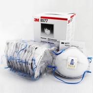P95氣閥式活性碳口罩