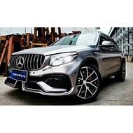 全新 賓士 Benz glc GLC 改wald 原廠套件