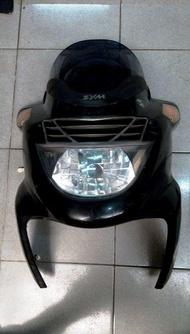 拆賣RV 150 大燈 RV180 風鏡 車殼  RV風鏡 排氣管