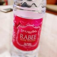(伊朗)大馬士革Rabee玫瑰純露食用級玫瑰花水1000ml