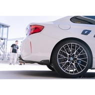 Jetzem BMW F87 M2 M2C M2 competition 後保定風翼 全碳 TRANCO 川閣