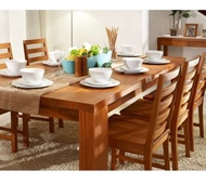 詩肯柚木 柚木傢俱 20312 LOIS 餐桌