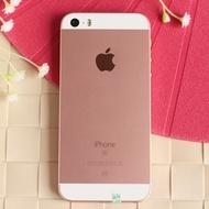 【二手9成新】Apple iPhone SE 蘋果se 二手手機 玫瑰金色 16G 全網通