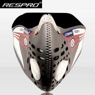 英國RESPRO CINQRO MASK [頂級系列]口罩 銀色