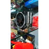 花蓮小柏資訊🌀六銅管塔扇 AM3 AM3+ AM4 1155 1150 1151 Cpu散熱器 塔式散熱器 白光雙風扇
