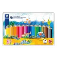 【施德樓STAEDTLER】MS14410M36 36色組 水性色鉛筆