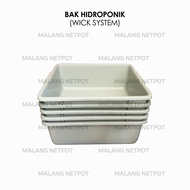 Hydroponic Tubs Wick System - Wick System Contents 5