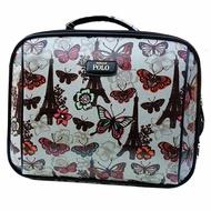 Romar Polo กระเป๋า14นิ้ว แบบหิ้ว กระเป๋าเครื่องสำอางค์ กระเป๋าเดินทาง  ขนาด 14 นิ้ว