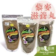 《寵物鳥世界》美國 Goldenfeast 金色盛宴 天然藜麥有機滋養丸(小/中/大) 23oz/652g 金飛氏 黃金
