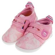 【布布童鞋】日本IFME雲彩粉色超輕量小熊寶寶機能學步鞋(P9B301G)