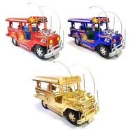 Philippine Jeepney Die Cast Metal Large