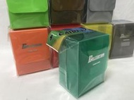 """《真》塑膠卡盒 """"標準 直式""""《金 銀 透黑 透綠 透藍 透紅》適用 69×94mm 尺寸以內 卡片 百獸大戰 甲蟲王者"""
