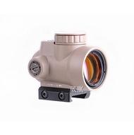< WLder > MRO 快拆式 瞄準鏡 沙 ( LED 綠點 紅外線 外紅點 內紅點 激光 快瞄 定標器 狙擊鏡 紅雷射 綠雷射 瞄具