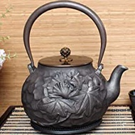 Gulakey Cast Iron Iron Pot Cast Iron Pot Old Iron Japan   1400Ml