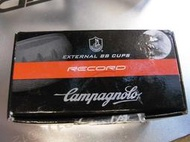 2011 CAMPAGNOLO RECORD ULTRA-TORQUE BB CUPS 英牙 CAMPY
