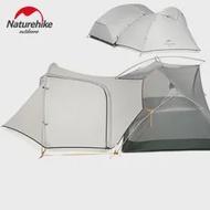 Naturehikeเต็นท์ห้องโถงสำหรับMongar 2 (Includind Mongar 2 เต็นท์)