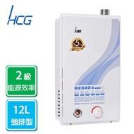 和成HCG 強制排氣 熱水器 12L 天然 GH1255N 合格瓦斯承裝業  桃竹苗免費基本安裝(離島及偏遠鄉鎮除外)