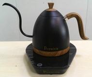 【Brewista Artisan】 細口壺,可控制溫度的咖啡手沖壺-600ml (黑色)贈蘇門答臘優質曼特寧1磅