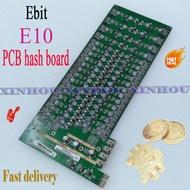 BTC BCH Miner EBIT E10 PCB คณะกรรมการ Hash SHA256 เปลี่ยน Bad ASIC Bitcoin Miner EBIT E10 PCB Part