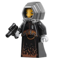 Lego 樂高 星際大戰 人偶 Quay Tolsite sw924 含武器 75212