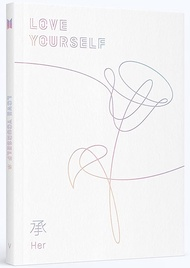 BigHit BTS - Love Yourself 轉 Tear U ver. Vol.3 Photobook+Mini Book+Photocard+Standing Photo+Folded Poster