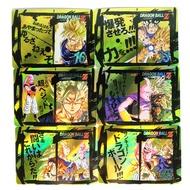 49ชิ้น/เซ็ตDragon Z CD DVD Complete Edition CoverBall Heroes Battle Card Goku Superคอลเลกชันเกมการ์ด