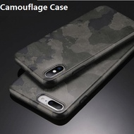 Phone case for OPPO R17 R15 R11 R11S R9 R9S Plus Fashion Camouflage protector cover