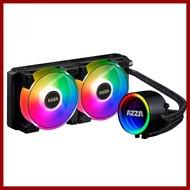ถูกที่สุด!!! ชุดนํ้า Liquid Cooling AZZA Blizzard Cooler 240mm ARGB #watercooling ##ที่ชาร์จ อุปกรณ์คอม ไร้สาย หูฟัง เคส Airpodss ลำโพง Wireless Bluetooth คอมพิวเตอร์ USB ปลั๊ก เมาท์ HDMI สายคอมพิวเตอร์