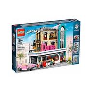 樂高積木 LEGO《 LT10260 》創意大師 Creator 系列 - 市中心餐廳