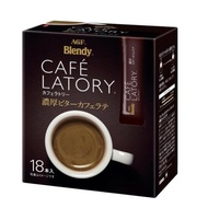 日本代購【AGF】Blendy cafe latory濃厚苦味拿鐵 18入